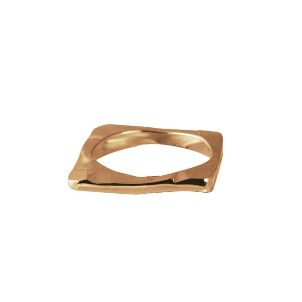 Rose Gold Stacking Ring