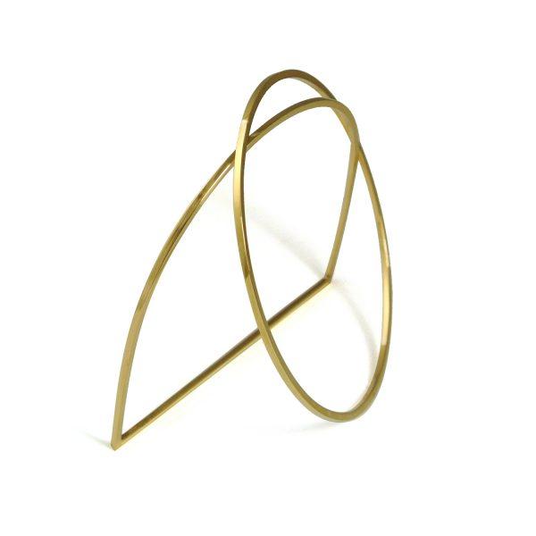 Modern Gold Bangles