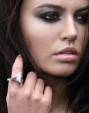 Calypso Curved Ring