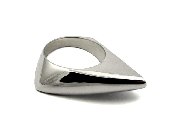 Minimal Curved Ring