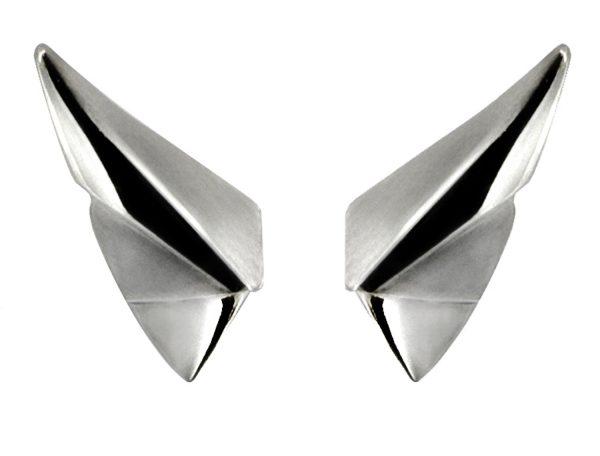 Siren Modern Stud Earrings