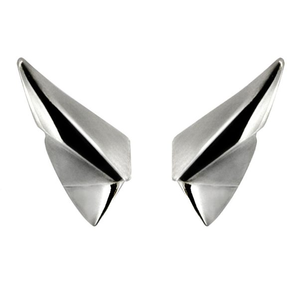 Siren Modern Stud Earrings