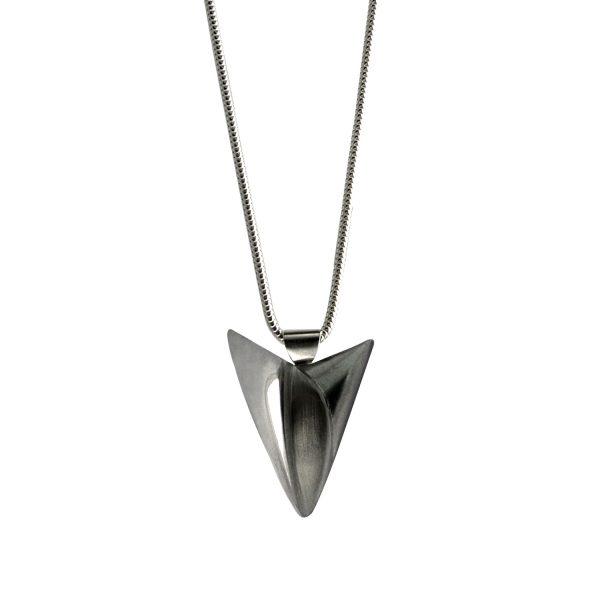 Siren Silver Pendant